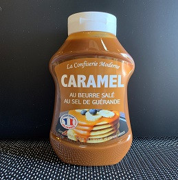 Coulis caramel beurre salé Flacon 1.1 kg