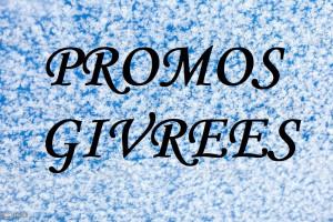 PROMOS GIVREES